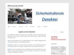 FFM Security GmbH